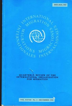 International Migration 1990