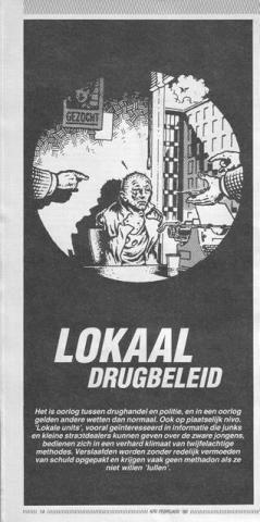 Lokaal drugbeleid
